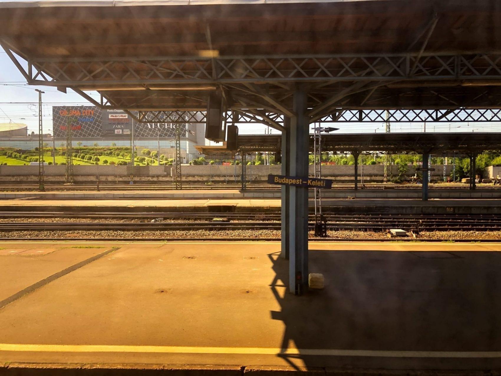 budapest kaleti station