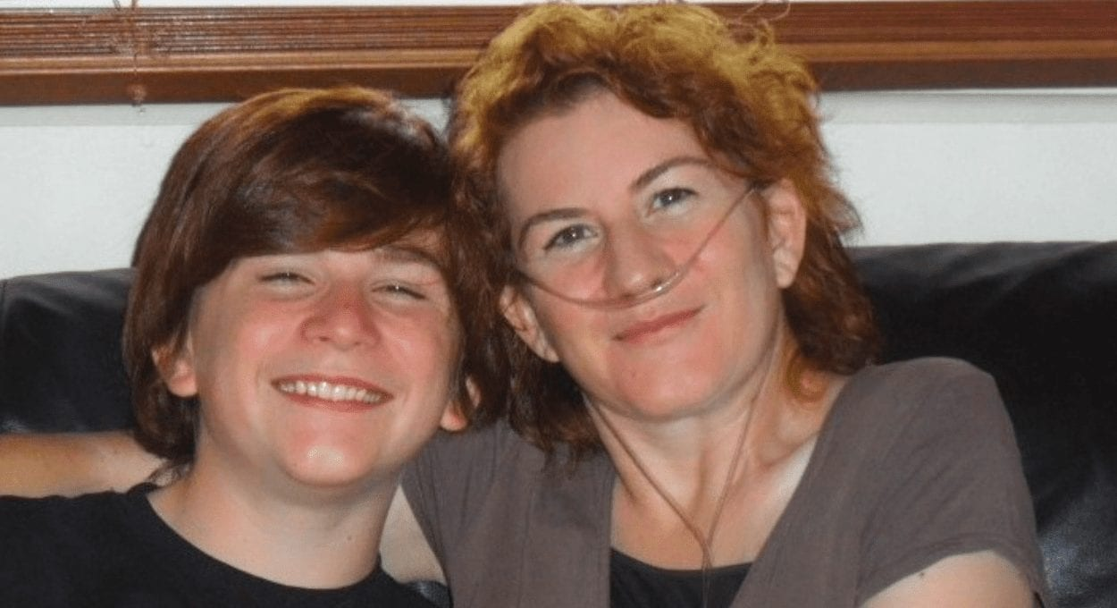 Disabled Moms Interview Project with Sandi Parsons