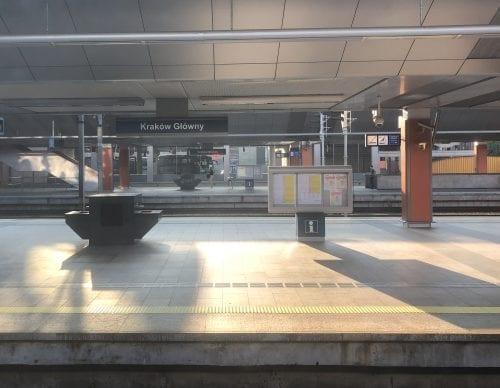 krakow station