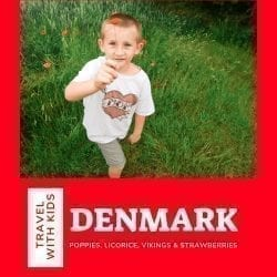 travel with kids in denmark