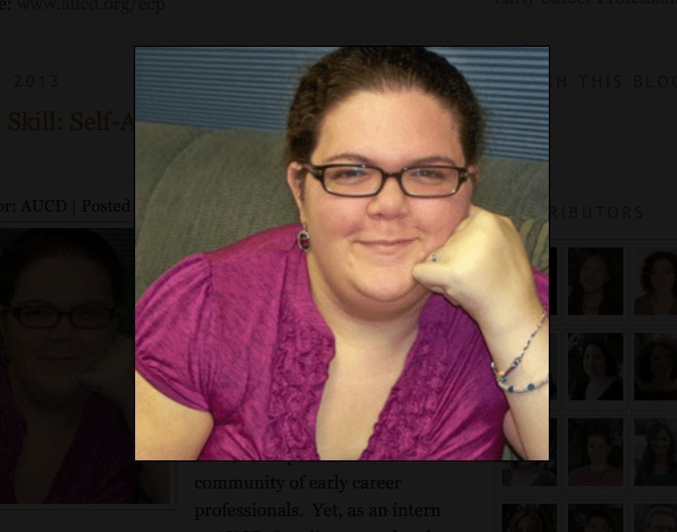 Voices from the Disability Community: Emily Ladau