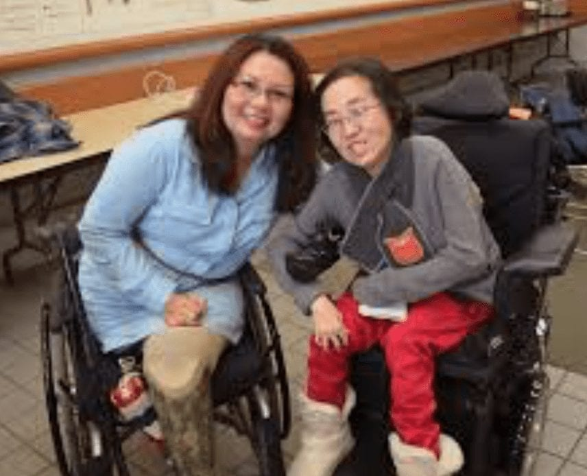 alice wong and tammy duckworth