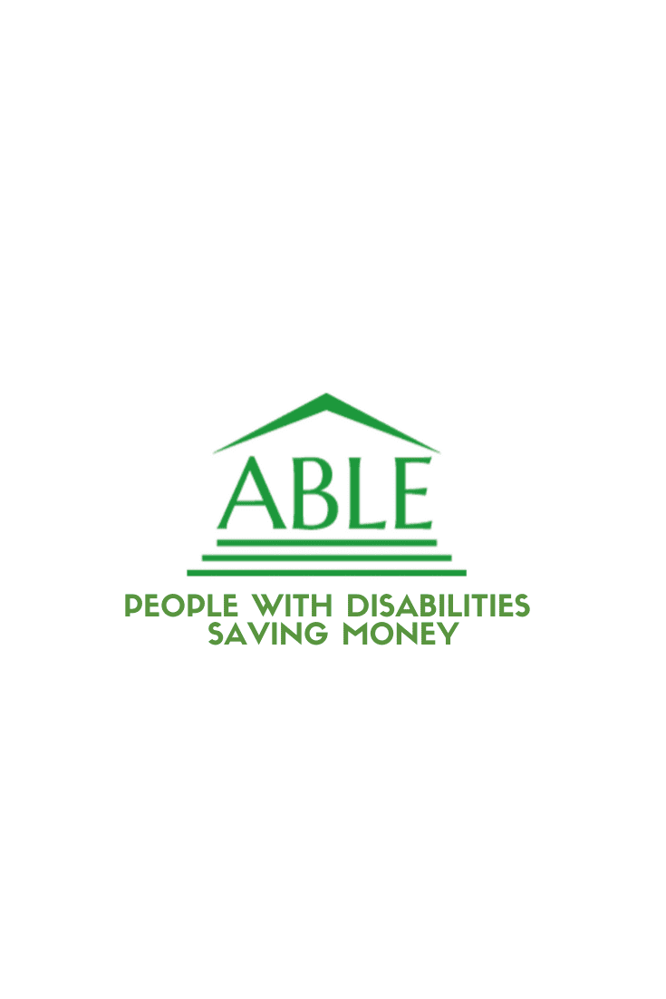 able people with disabilities saving money