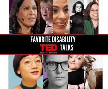 powerful disability ted talks