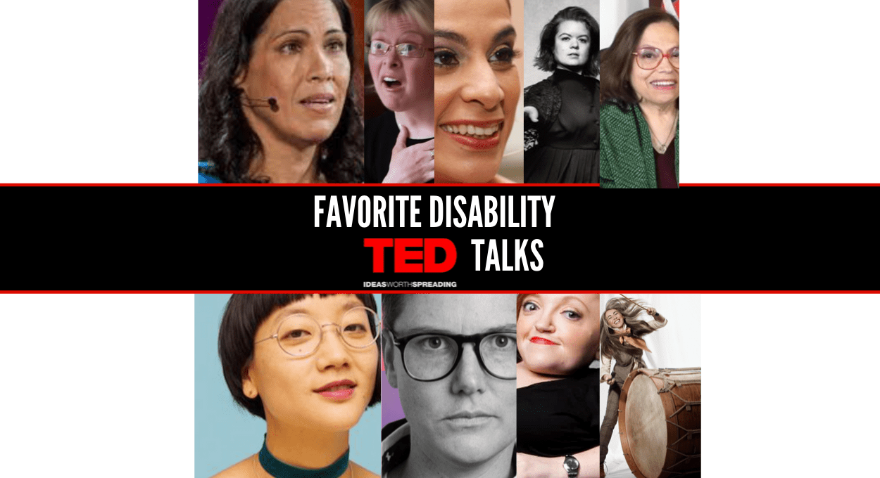 9 Powerful Disability TED Talks to Unlock & Blow Your Mind
