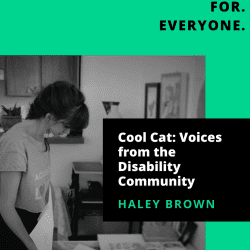 cool cat: Haley Brown