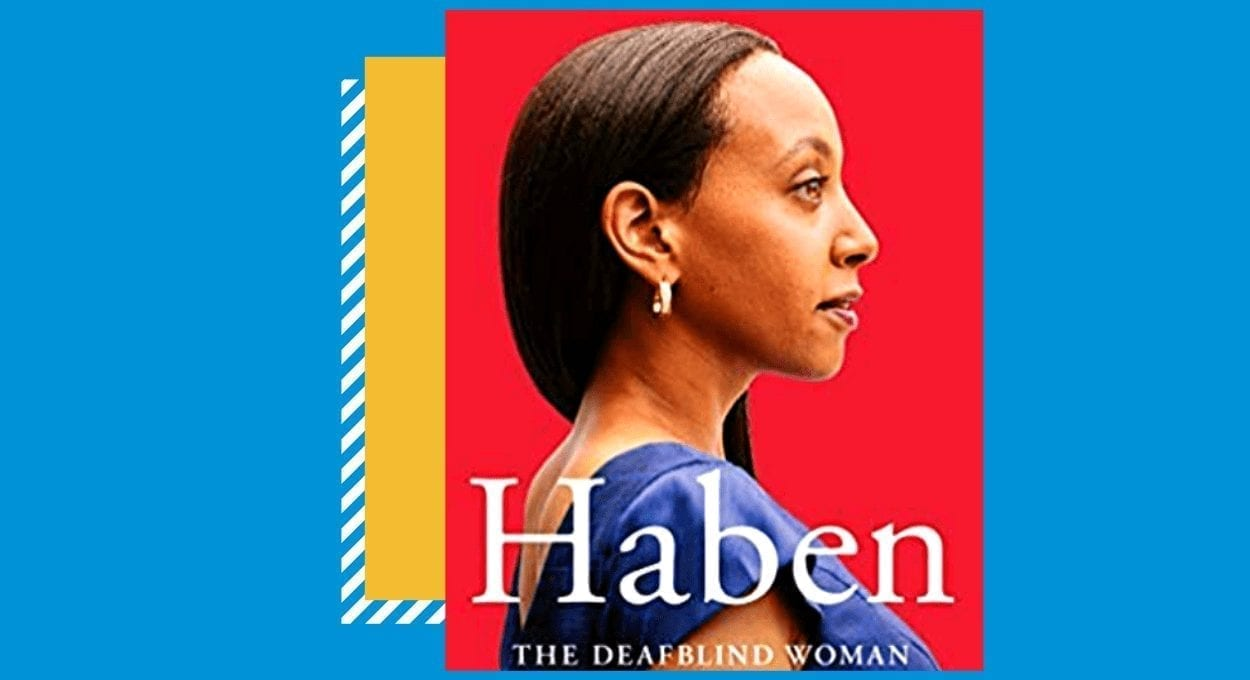 Haben Girma: Haben Book Club December Pick