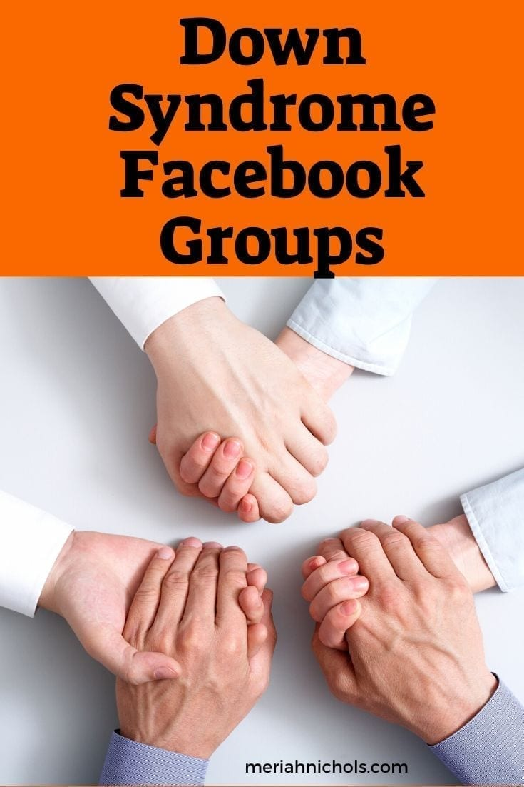 Down syndrome groups on Facebook