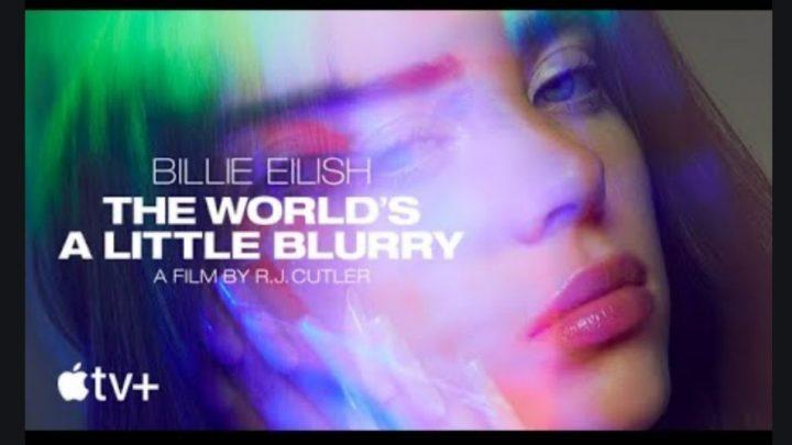 Billie Eilish In Sharp Focus: The World's A Little Blurry