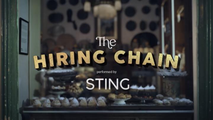 The Hiring Chain